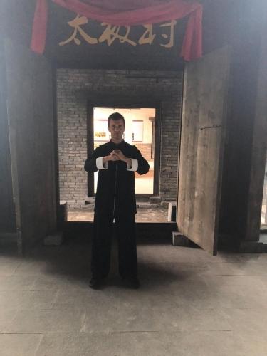 En la Aldea Chen, Chenjiagou