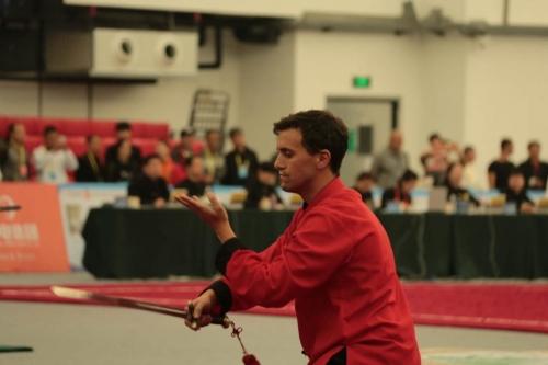 12th Zhengzhou China International Shaolin Wushu Festival