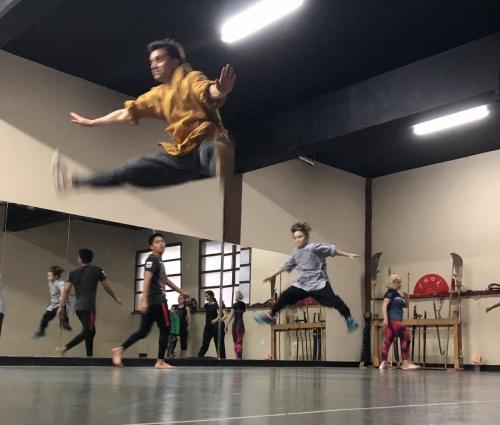 2° Clase Abierta de Shaolin Kung Fu