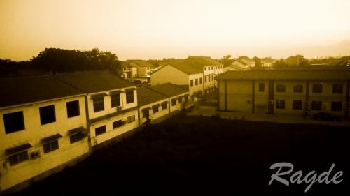 la ciudad de Chenjiagou