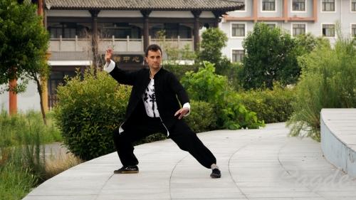 Practicando en Chenjiagou