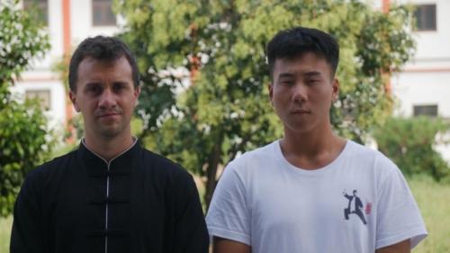 Con un instructor