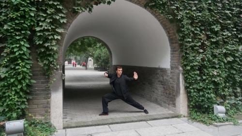 Taiji Chen, Henan, China